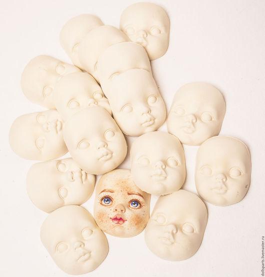 Куклы и игрушки ручной работы. Ярмарка Мастеров - ручная работа. Купить Кукольная заготовка TeddyDoll#1. Handmade. Бежевый, заготовка