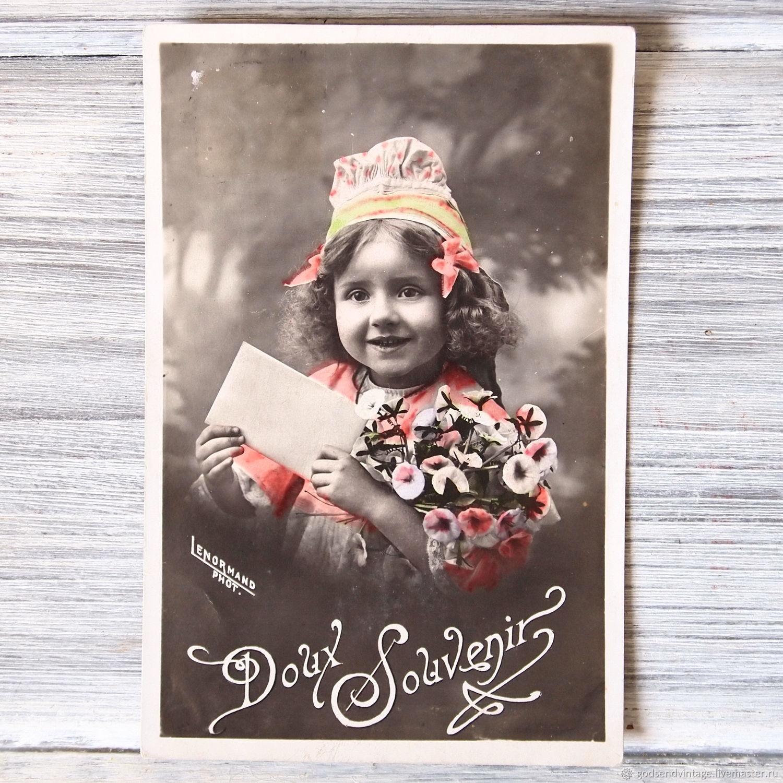 Оригинальная открытка из бумаги к 9 91