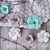 Материалы для творчества ручной работы. Ярмарка Мастеров - ручная работа Набор цветов Freetany Flowers – 17 Dreams. Handmade.
