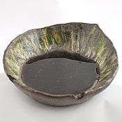 Для дома и интерьера handmade. Livemaster - original item Ashtray Peat lake. Handmade.