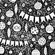 """Натюрморт ручной работы. Рисунок """"Новогодняя ёлка"""". Мария Арадушкина. Интернет-магазин Ярмарка Мастеров. Новый Год, новогодний сувенир"""