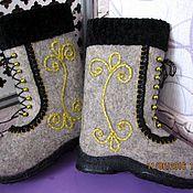 Обувь ручной работы handmade. Livemaster - original item Women. Handmade.