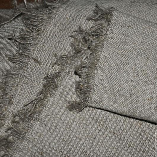 Ткань лен-хлопок (плотная)