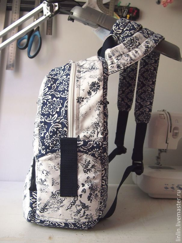 Рюкзак белый, Рюкзаки, Санкт-Петербург, Фото №1