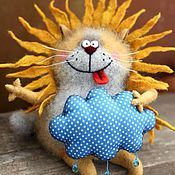 Куклы и игрушки handmade. Livemaster - original item The sun is up !!!. Handmade.