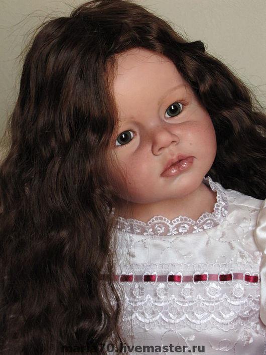 Куклы-младенцы и reborn ручной работы. Ярмарка Мастеров - ручная работа. Купить Кукла - реборн Анжелика. Handmade. Куклы реборн