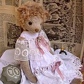 """Куклы и игрушки ручной работы. Ярмарка Мастеров - ручная работа Ёжа """"Only vintage"""". Handmade."""