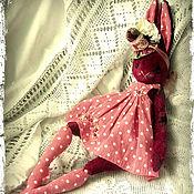 Куклы и игрушки ручной работы. Ярмарка Мастеров - ручная работа Клюква в сахаре. Handmade.