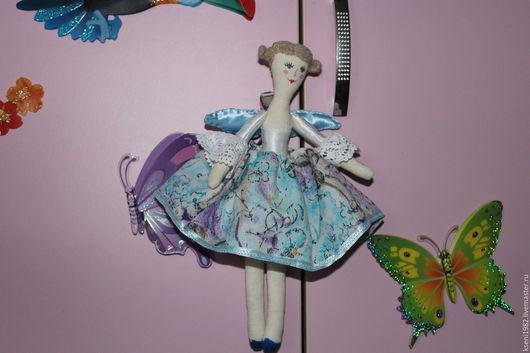 Коллекционные куклы ручной работы. Ярмарка Мастеров - ручная работа. Купить Берегиня. Handmade. Сашенькины куклы, текстильные куклы, хлопок