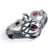 Украшения handmade. Livemaster - original item Titanium bracelet