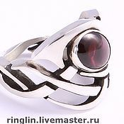 Украшения handmade. Livemaster - original item Ring of air. Handmade.