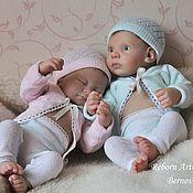 Куклы и игрушки ручной работы. Ярмарка Мастеров - ручная работа Мини- реборн,мальчик. Handmade.