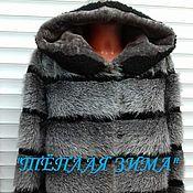 Одежда handmade. Livemaster - original item The coat made of nutria. Handmade.