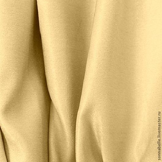 Шитье ручной работы. Ярмарка Мастеров - ручная работа. Купить Ткань для штор портьерная однотонная Софт Светло-песочный. Handmade.
