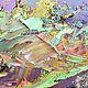 """Пейзаж ручной работы. """"Аромат Заката"""" авторская картина маслом. ЯРКИЕ КАРТИНЫ Наталии Ширяевой. Ярмарка Мастеров. Горы"""