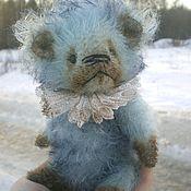 Куклы и игрушки ручной работы. Ярмарка Мастеров - ручная работа Мишка тедди Дымок. Handmade.