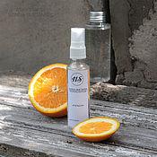 """Тоник для лица """"Апельсиновая вода"""", для сухой кожи"""
