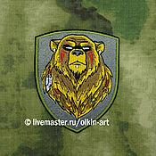 Картины и панно handmade. Livemaster - original item Patch