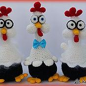 Куклы и игрушки ручной работы. Ярмарка Мастеров - ручная работа КуриЦъ. Handmade.