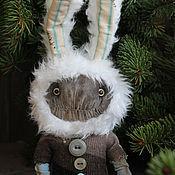 Куклы и игрушки handmade. Livemaster - original item Bunny.... Handmade.
