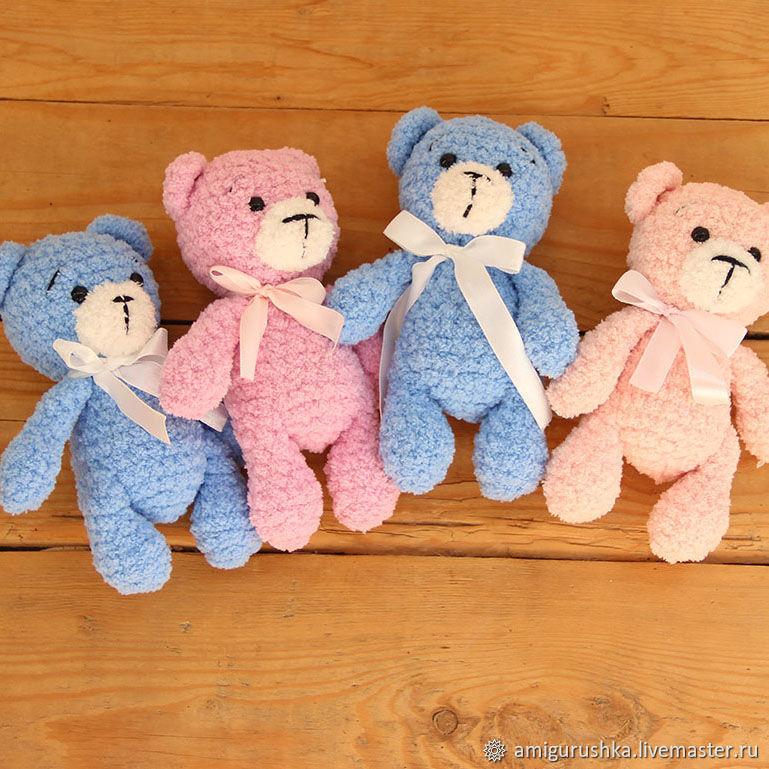 Awesome Free Crochet Teddy Amigurumi Bear Pattern - Free Amigurumi ... | 769x769