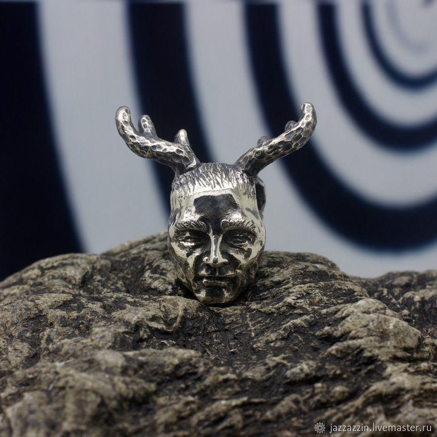 Horned God charm, Charm Pendant, Vladivostok,  Фото №1
