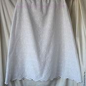 Одежда ручной работы. Ярмарка Мастеров - ручная работа Юбка нижняя Белоснежка. Handmade.