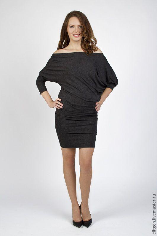 """Платья ручной работы. Ярмарка Мастеров - ручная работа. Купить Платье """"Ассиметрия""""Модницы,  Дарим Вам на все модели платье. Handmade."""
