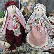 Куклы и игрушки ручной работы. Ярмарка Мастеров - ручная работа Элиза и Пьер. Handmade.