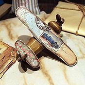 """Для дома и интерьера ручной работы. Ярмарка Мастеров - ручная работа Самолетик """"Mille"""". Handmade."""