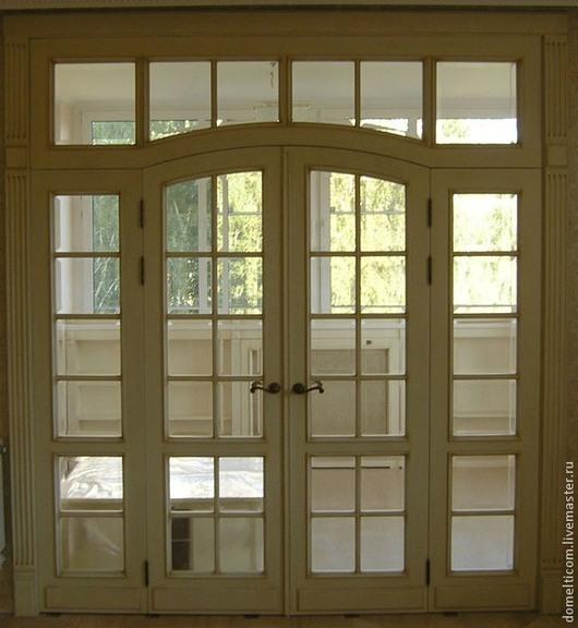 Элементы интерьера ручной работы. Ярмарка Мастеров - ручная работа. Купить Двери. Handmade. Дверь, двери, двери из массива дерева