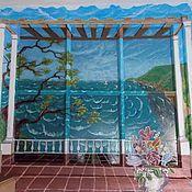 Картины и панно ручной работы. Ярмарка Мастеров - ручная работа панно Средиземноморье. Handmade.