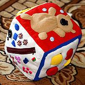Куклы и игрушки ручной работы. Ярмарка Мастеров - ручная работа Мишуткин КУБ. Handmade.