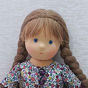 Куклы и игрушки ручной работы. Ярмарка Мастеров - ручная работа Ясенька в новых нарядах, 32 см. Handmade.
