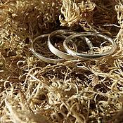 Украшения ручной работы. Ярмарка Мастеров - ручная работа фаланговые кольца из серебра. Handmade.