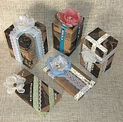 Сувениры и подарки ручной работы. Ярмарка Мастеров - ручная работа Мини подарочки. Handmade.