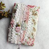 Notebooks handmade. Livemaster - original item Notepad