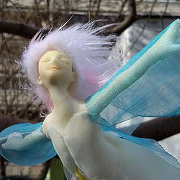 Куклы и игрушки ручной работы. Ярмарка Мастеров - ручная работа Сильфида. Handmade.