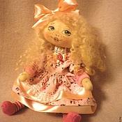 Куклы и игрушки ручной работы. Ярмарка Мастеров - ручная работа Малышка Розочка. Handmade.