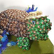 Сувениры и подарки ручной работы. Ярмарка Мастеров - ручная работа Черепаха. Handmade.
