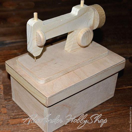 Деревянные швейные машинки, коробочки-шкатулки ручной работы по собственным авторским эскизам. Ярмарка мастеров - ручная работа. Купить деревянное швейные машинки. Handmade. Оригинальный подарок.