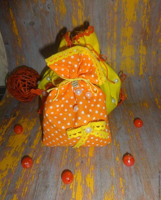 Персональные подарки ручной работы. Ярмарка Мастеров - ручная работа. Купить Саше-мешочки. Handmade. Комбинированный, подарок, материалы для творчества