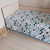 Для дома и интерьера handmade. Livemaster - original item Blanket for children: Quilt. Handmade.