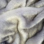 """Материалы для творчества ручной работы. Ярмарка Мастеров - ручная работа """"Песец светло-серый"""" 0,5 пм   (мех искусственный). Handmade."""