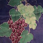 Shawls1 handmade. Livemaster - original item Silk handkerchief