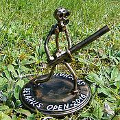 Сувениры и подарки handmade. Livemaster - original item Spoken -male Teken Morcote. Handmade.