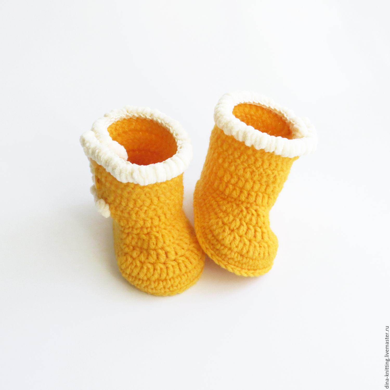 Детские сапожки - Самое интересное в блогах - LiveInternet