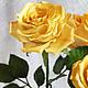 Цветы ручной работы. Розы из холодного фарфора. Sezam.Flowers. Ярмарка Мастеров. Купить в москве, цветы в москве