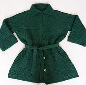 Одежда handmade. Livemaster - original item Cardigan patchwork