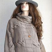 Одежда handmade. Livemaster - original item Knitted COAT, cardigan